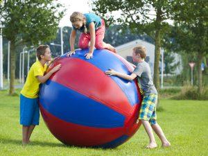 Spelen, attracties en activiteiten