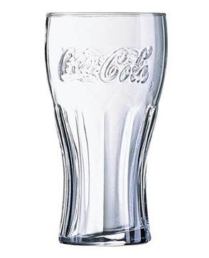Coca-Cola-glas 22cl